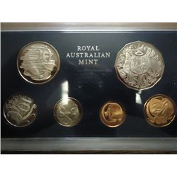 1969 AUSTRALIAN 6 COIN PROOF SET