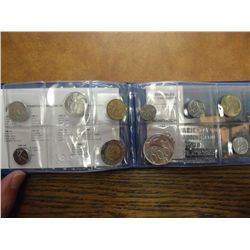 1991 SAN MARINO 10 COIN MINT SET