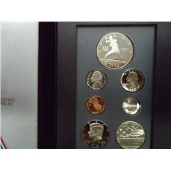 1992 US PRESTIGE PROOF SET OLYMPIC