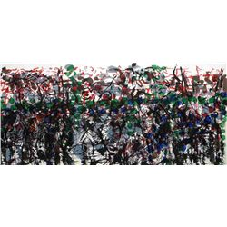 Jean-Paul Riopelle Original Lithograph