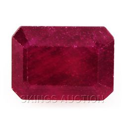 5.36ctw African Ruby Loose Gemstone