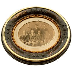 Only Known Earp Family Portrait KS - Dodge City,Ford County - c1875 - 2012aug - General Americana