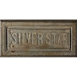 Silver Star Zinc Ingot 2012aug - Numismatic