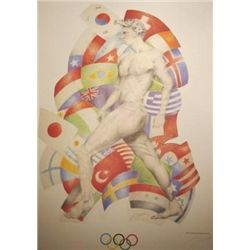 Liston, Bouchette : Parade of Nations (Olympics)