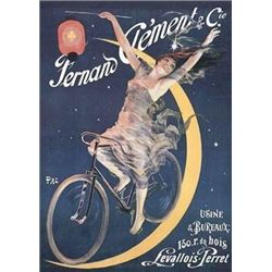 Pal - Jean de Paleologue : Clement Cycles Art Print