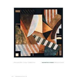 Richard Hall Art Print Geometric Forest
