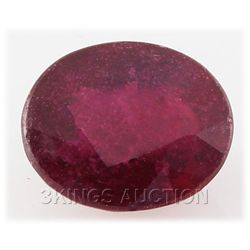 6.05ctw African Ruby Loose Gemstone