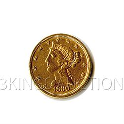 $5 Liberty Jewelry Grade Early Gold Bullion