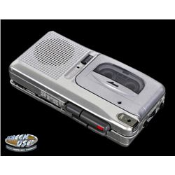 Prop micro cassette recorder/bomb from 24