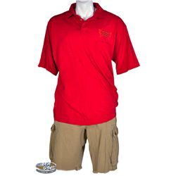 "Blake Clark ""Marlin Whitmore"" outfit from 50 First Dates"