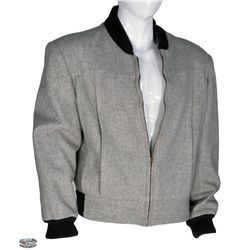 "Thomas F. Wilson screen-worn ""Biff Tannen"" jacket from Back to the Future II"