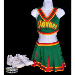Shamari Fears  Lava  cheerleader outfit from Bring It On