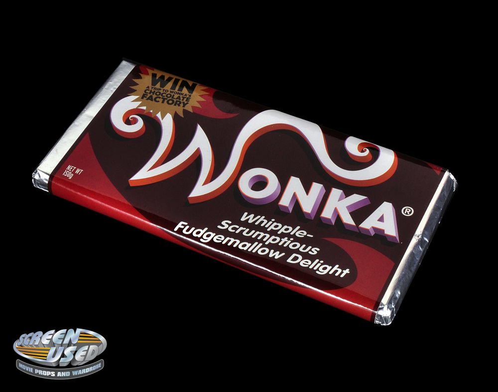 Wonka Chocolate Candy Image Gallery - HCPR