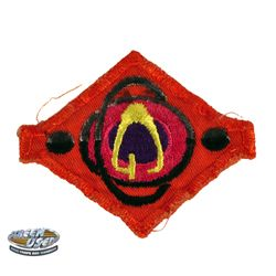 Costume patch from the television series Land of the Giants
