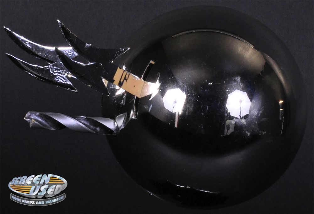 Screen Used Deadly Flying Sphere From Phantasm Ii