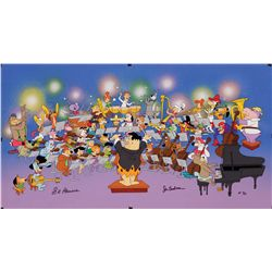 Symphony of Stars artist's proof hand-painted limited edition cel