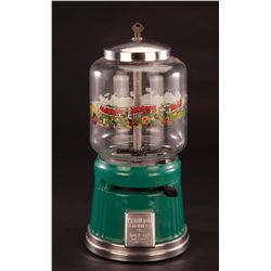 1938 Hamilton Enterprises Mickey Mouse gumball machine