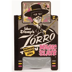 1950s Zorro mask, whip, ring & lariat set mint on card