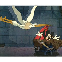 Original production cel from Clock Cleaners