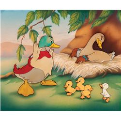 Original production Cel from The Ugly Duckling