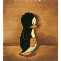 Production cel from Donald's Penguin