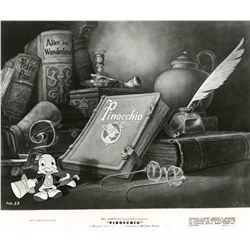 Collection of 110+ RKO/Disney publicity stills from Pinocchio