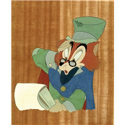 Original production cel from Pinocchio