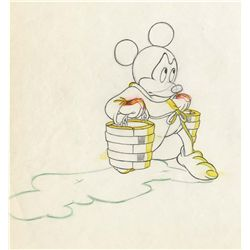 Original production drawing from Fantasia