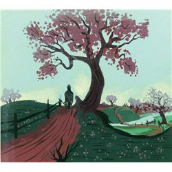 Mary Blair Song of the South original concept artwork of Uncle Remus