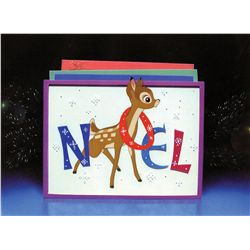 Original production cel of Bambi from All of Us to All of You
