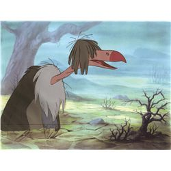 Original production cel from The Jungle Book