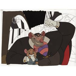 Original production cel from The Great Mouse Detective