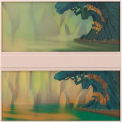 Two original background color keys from Hercules