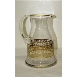 CRYSTAL ITALIAN PITCHER