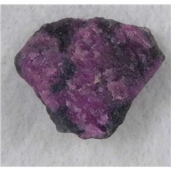 52ct Rough Ruby Light Purple Gemstone