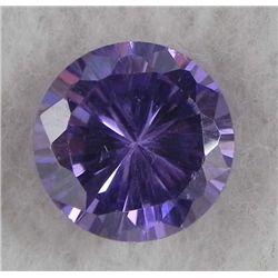 6.5ct Natural Gemstone Round Shaped Light Purple