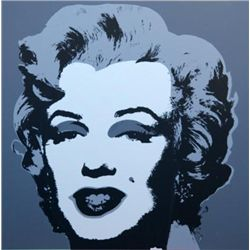 Sunday B Morning Warhol Marilyn Print(black)