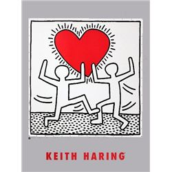 Keith Haring Untitled (October 7 1982)