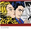 Roy Lichtenstein In the Car Art Print