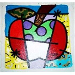 Jozza Original Pop Art Painting Big Apple