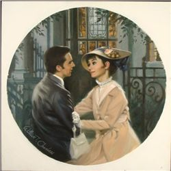 William Chambers Original Painting Art My Fair Lady