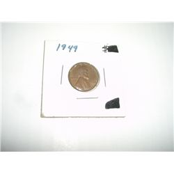 1949 LINCOLN PENNY *PLEASE LOOK AT PICTURE TO DETERMINE GRADE*!!