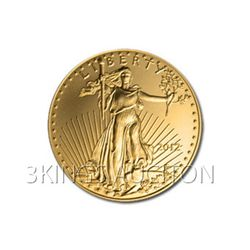 Quarter Ounce 2012 US American Gold Eagle Uncirculated