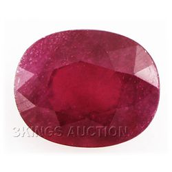 5.64ctw African Ruby Loose Gemstone