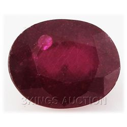 5.78ctw African Ruby Loose Gemstone