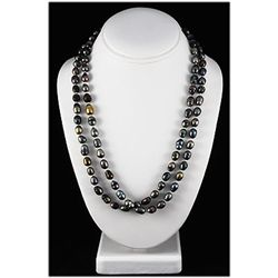 432.90ct Philippines 23 in. Freshwater Pearls Necklace