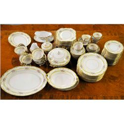 Noritake 186 piece dinnerware set