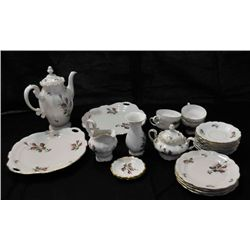 Rosenthal china service 25 pieces