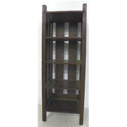 Stickley Brothers oak bookcase