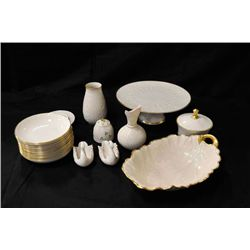 Group lot of 23 pieces Lenox & Belleek